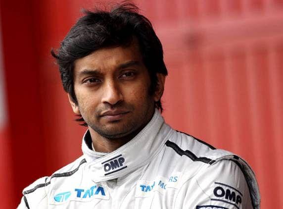 Narain Karthikeyan secures podium finish in the first round of the Japanese Championship Super Formula series