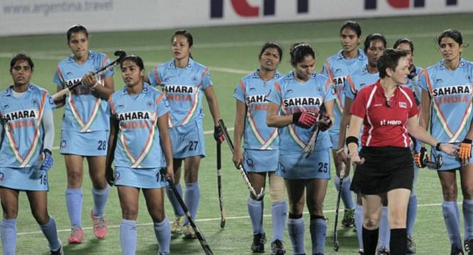 Indian eves lose 1-4 to New Zealand in Hawke's Bay Cup