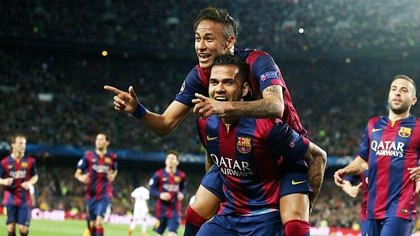 Barcelona beat PSG, cruise into Champions League semis