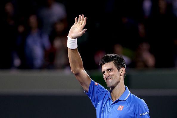 Novak Djokovic breezes past David Ferrer, sets up semi-final clash with John Isner