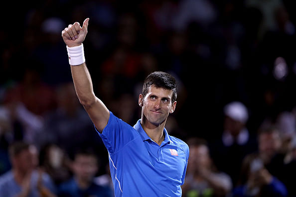 Novak Djokovic on top for 142nd week - goes past Rafael Nadal's record