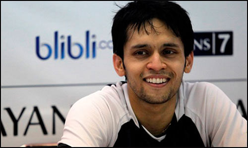 Parupalli Kashyap knocked out of Singapore Open