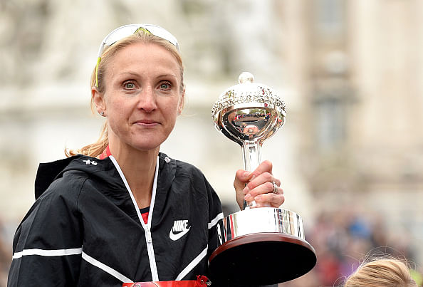I came into the London Marathon without any preparation: Paula Radcliffe
