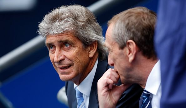 Manuel Pellegrini thinks he could be