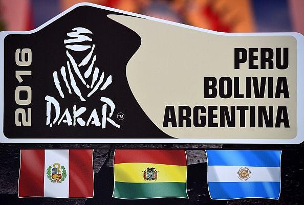 Peru, Argentina, Bolivia to host 2016 Dakar Rally