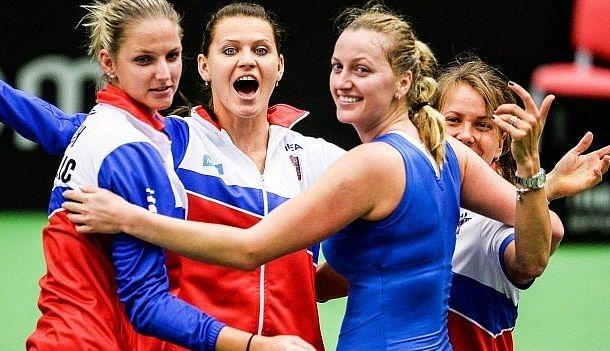 Czech Republic to meet Russia in Fed Cup final