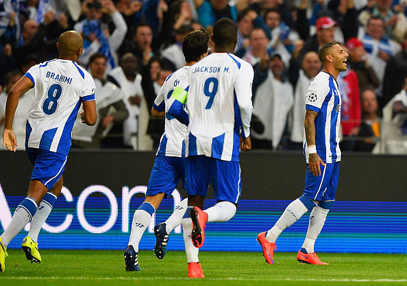 Highlights: FC Porto stun fancied Bayern Munich 3-1 in first leg
