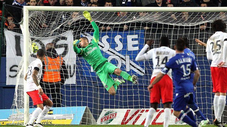 10 biggest upsets in European football this season