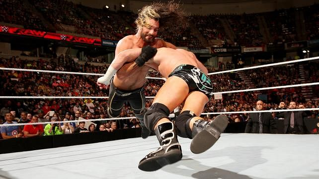 WWE RAW- 5 Things that did not work