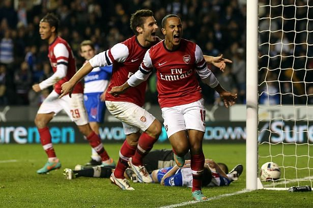 Arsenal will look to continue their winning run against Reading in the FA Cup semi-final