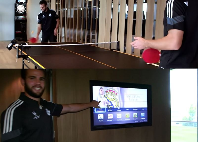 Video: Living like stars! Take a tour into the Real Madrid lifestyle with adidas Gamedayplus