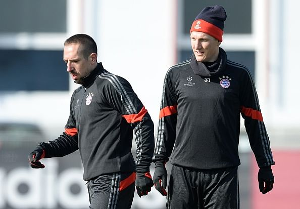 Bayern Munich duo ruled out of Champions League quarter-final first leg against Porto