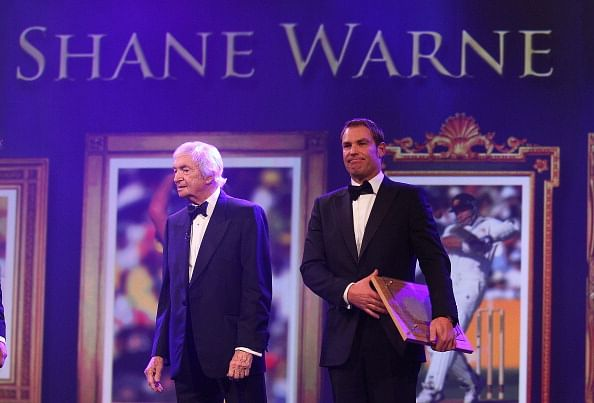 Shane Warne posts open letter to Richie Benaud on Instagram
