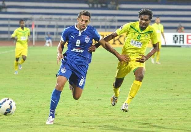 Bengaluru FC manage a hard-fought 1-1 draw against Mumbai FC