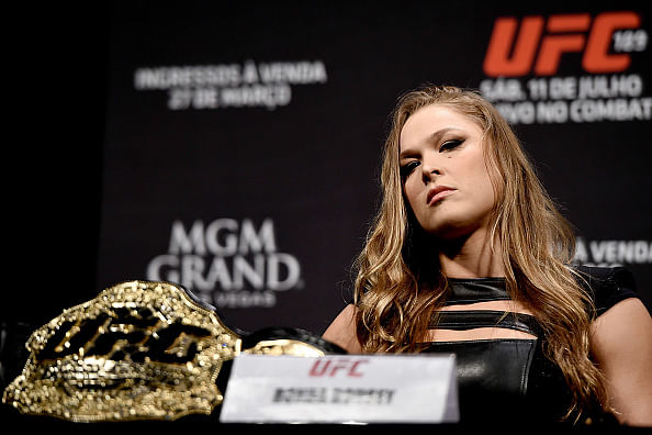 10 things you probably didn't know about Ronda Rousey