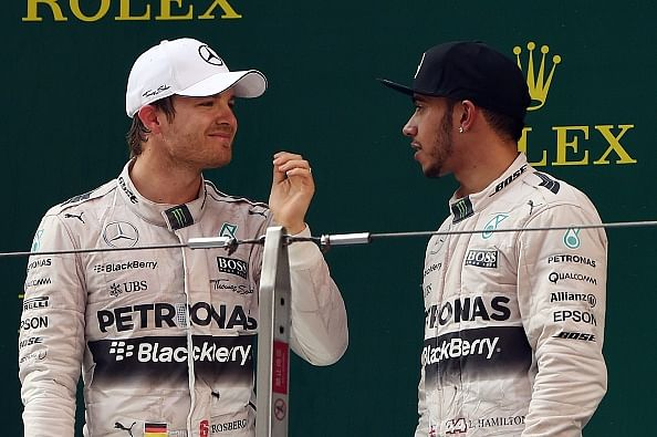 Nico Rosberg must improve – and fast