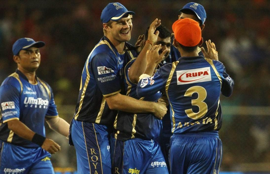 IPL 2015: Rajasthan Royals face test of character against the Knight Riders