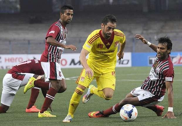Pune FC vs Mohun Bagan - Player Ratings