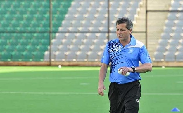 Interview with Indian hockey coach Paul Van Ass:
