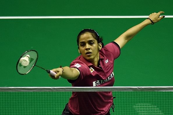 Saina Nehwal knocked out in quarter-finals of 2015 Badminton Asia Championships