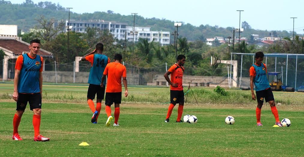 I-League: Upbeat Salgaocar FC ready to take down unbeaten Mohun Bagan