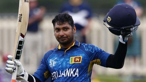 Sri Lanka's Kumar Sangakkara named Wisden Cricketer of the Year for 2014