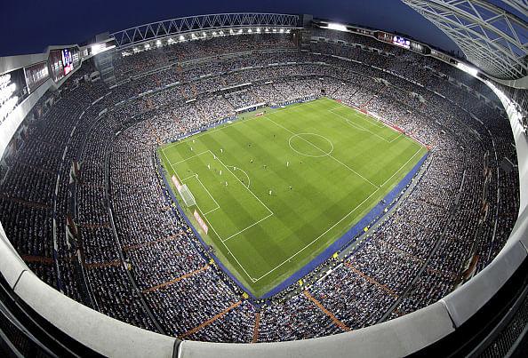 Biggest Football Stadium Capacity Bellissimonyc Com