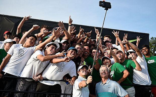 No selfie-sticks in Wimbledon
