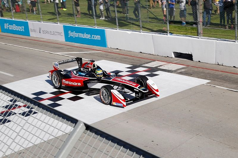 Mahindra Racing leaves Long Beach with a top five finish for Senna