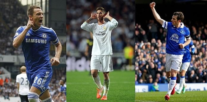 Stats: Which defender has scored the most goals in the last 10 seasons in Europe?