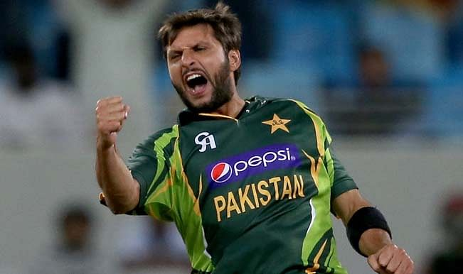 Shahid Afridi not to come out of ODI retirement, to concentrate on T20s only
