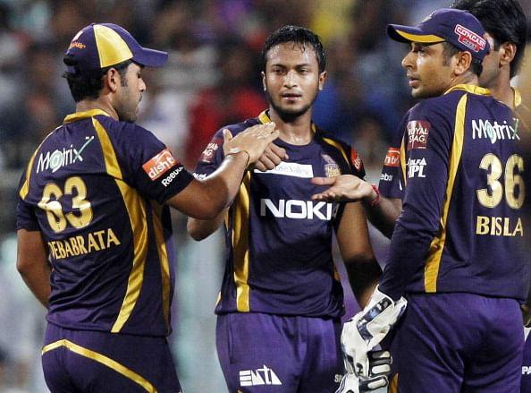 Kolkata Knight Riders have enough depth to fill my absence: Shakib Al Hasan