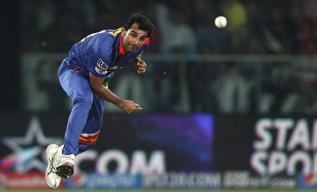 IPL panel approves replacement for injured Delhi pacer Shami
