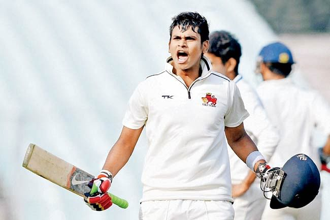 Shreyas Iyer Interview with Shreyas Iyer quotI did not admire any