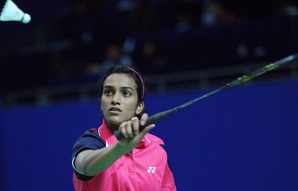 PV Sindhu elimnated in the quarter-finals of the Badminton Asia Championships