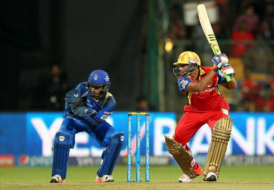 17-year-old Sarfaraz Khan shines in rain struck RR v RCB match