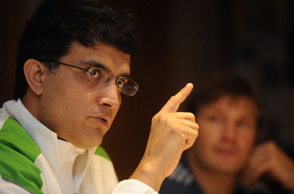 Sourav Ganguly refutes rumours linking him to India's coaching job
