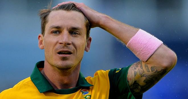 Difficult for women to be involved with sportsmen: Dale Steyn
