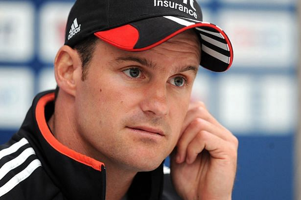 Andrew Strauss expresses interest in ECB role