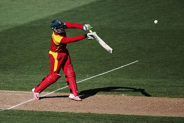 Money forced me to quit Zimbabwe and play county: Taylor