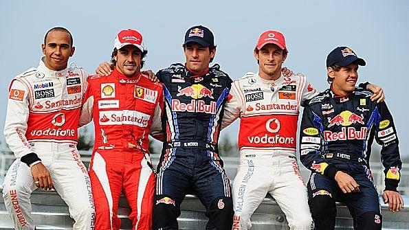 Top 5 teammate rivalries in Formula 1