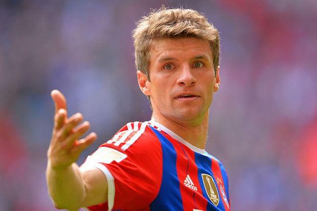 Thomas Muller exudes confidence ahead of Champions League quarterfinal against Porto