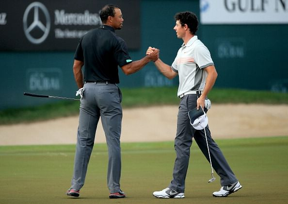 Video: How Tiger Woods inspired world number 1 Rory McIlroy to take up golf