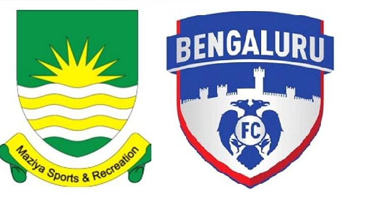 Preview: AFC Cup - Maziya Sports and Recreation Club vs Bengaluru FC