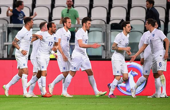 Highlights: Italy 1-1 England; Andros Townsend rescues the Three Lions in friendly