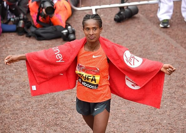 2015 London Marathon: Results and Winners