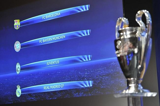 Champions League & Europa League semi-final draw and each club\'s record in semi-finals