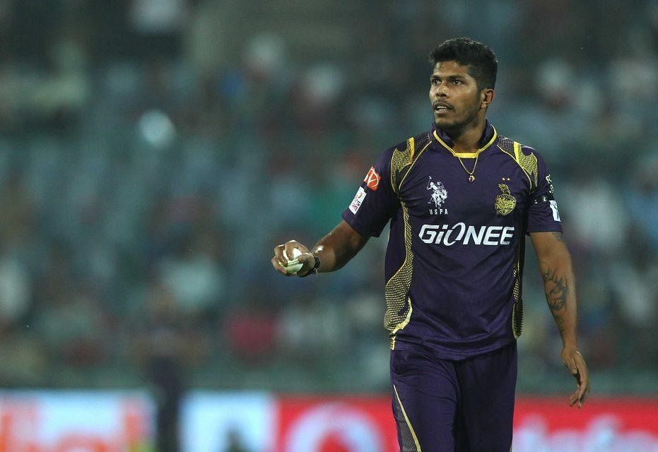 I'm just focusing on my line and length: Umesh Yadav