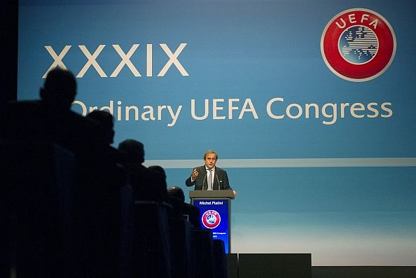 UEFA increases the Champions League and Europa League prize pot to £1.67 billion