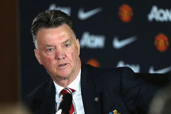 Van Gaal: Carrick, Rojo, Jones and Blind ruled out injured ahead of Chelsea clash